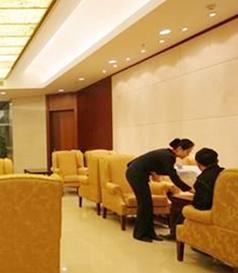 首都机场二号航站楼贵宾室